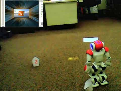 Controlling Nao humanoid using Emotiv Epoc EEG device