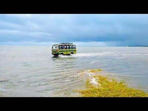Tourist places in India - Ghost Town Dhanushkodi, Rameshwaram
