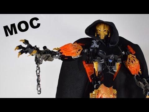 MOC Review: Wraith of Okoto (Makuta Contest)
