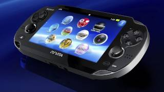 Hands-On: Sony PS Vita at CES 2012