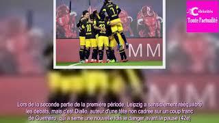 Bundesliga : Dortmund gagne en costaud à Leipzig