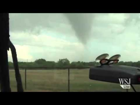 Tornado Strikes Texas, Killing Six