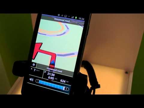 Навигация Смартфон Андроид