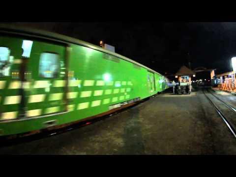 Kereta Api Gajayana (40) Relasi Gambir - Malang PP membawa Kereta Spesial Priority
