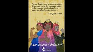 Anlisis del polémico cartel feminista de La Coruña Navidad 2018