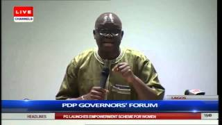 Buhari Will End Up As A Shield To Corner Nigeria Economy-- Fayose pt 2