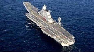 INS Vikramaditya, India's biggest warship, finally arrives
