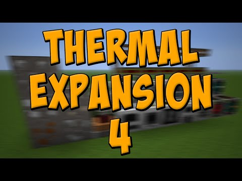 Thermal Expansion 4 - What's New? (Minecraft 1.7.10)
