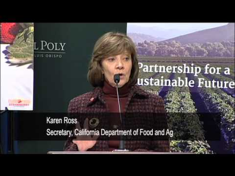 Cal Poly and California Strawberry Commission Announce Multidisciplinary Partnership