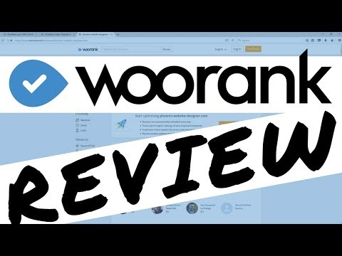 Woorank Review - What's Your Website's SEO Score? Free. Full.  & Advanced Reports