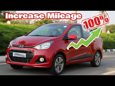 100% Working Trick to Increase Mileage of Hyundai Xcent