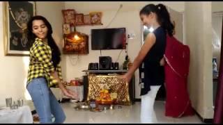 Desi Indian Girl Dance