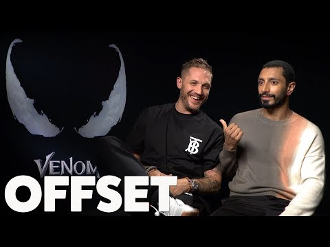 Tom Hardy and Riz Ahmed: 'No one understands Man-Flu - it's lethal