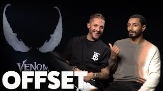 Tom Hardy and Riz Ahmed: 'No one understands Man-Flu - it's lethal""