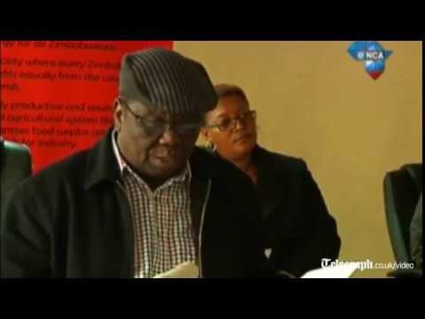Tsvangirai decries 'sham' Zimbabwe election result