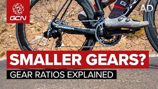 Why Are Road Bike Gears Getting Smaller? | SRAM RED eTap AXS Ratios Explained