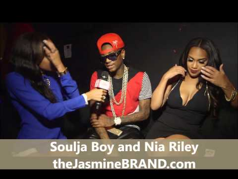 [EXCLUSIVE] Soulja Boy Talks Fatherhood + What Attracted Him & Girlfriend(Nia Riley) to Reality TV