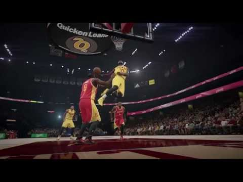 Two NBA 2K15 buzzer beaters