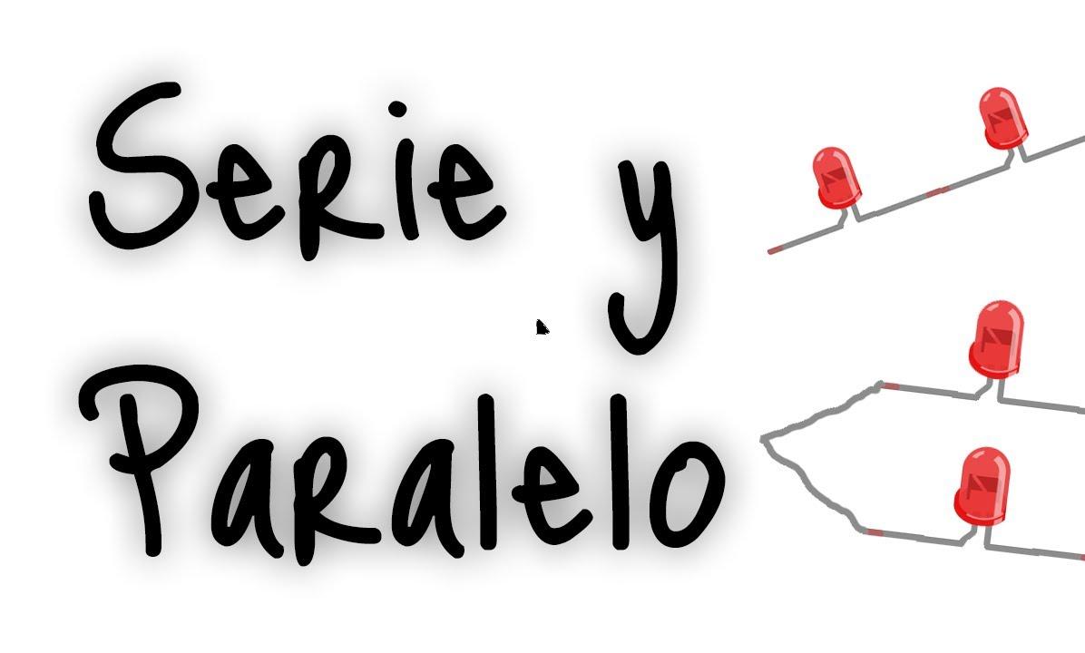 Circuito Seri E Paralelo : Circuitos en serie y paralelo charlybasics youtube
