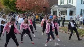 Thriller Dancers In Parkersburg WV. 10/29/16