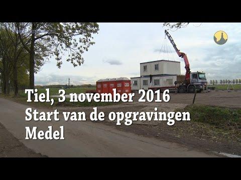 20161103 Tiel Medel Archeologische Opgraving
