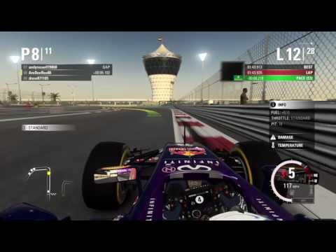 Frr World Series Abu Dhabi pt2