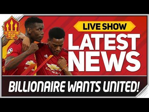 Man Utd Up For Sale Man Utd News