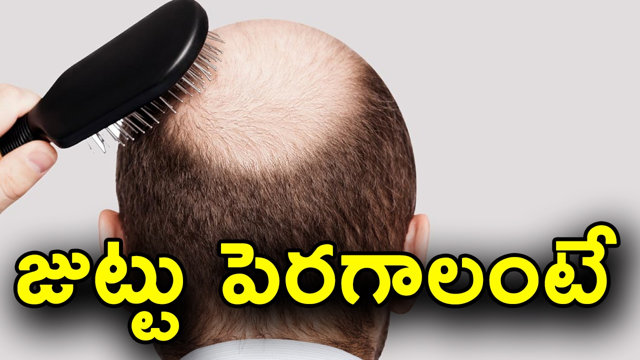 జుట్టు పెరగాలంటే || Naturally Hair Growth Treatment - 100% Works || Hair Tips