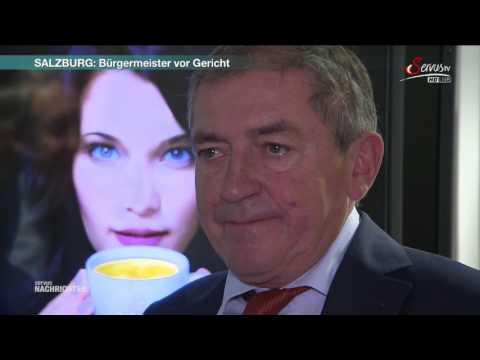 Salzburg-Finanzen: Bürgermeister Schaden auf der Anklagebank