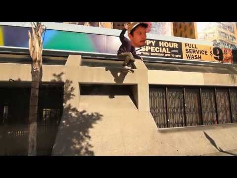 The Ridiculous Skate Trip of Bruno the Kid