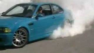 Rimier E46 BMW M3 Burnout