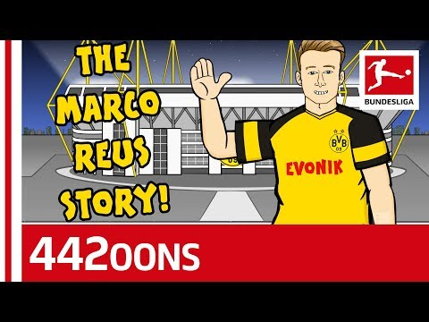 The Story Of Marco Reus - Powered by 442oons
