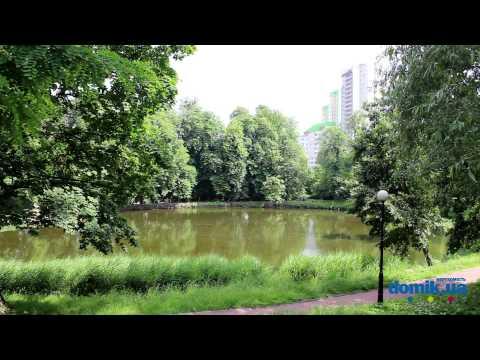Обзор Виноградарь и Ветряные Горы - районы Киева видео