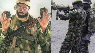 OH ALLAH PROTECT ME FROM NIGERIAN ARMY! BOKO HARAM LEADER, SHEKAU CRIES OUT