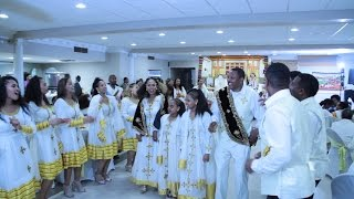 Ethiopian amazing beautiful wedding mels, 2016. Bancheamlak and Solomon , Part 5