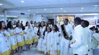 Ethiopian amazing beautiful wedding mels, 2016. Bancheamlak and Solomon , Part 5