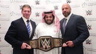 Did WWE Sell Their Soul To Saudi Arabia?
