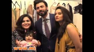 Launching ceremony of Silk By Fawad Khan at Dubai