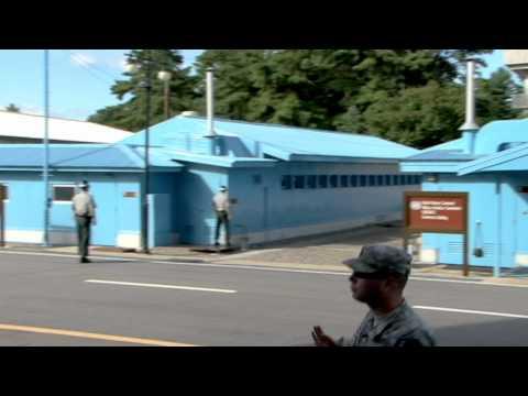 North & South Korean Border (DMZ) HD