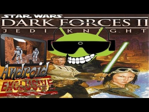 Star Wars Jedi Knight: Dark Forces II on Android with DosBox Turbo