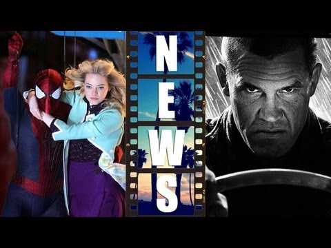 The Amazing Spider-Man 3 & 4, Sin City 2 2014, Pacific Rim 2 - Beyond The Trailer