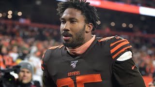Myles Garrett Suspended Indefinitely