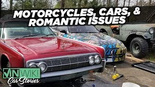 Are my vehicles causing issues with my love life?