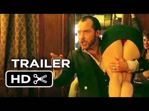 Dom Hemingway Official US Release Trailer (2014) - Jude Law Movie HD