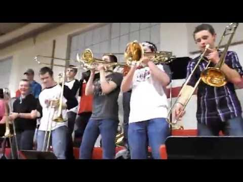 Trombone Suicide - South Fremont High School Pep Band