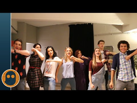 Ghost Rockers Backstage #4 - De Sintshow special!