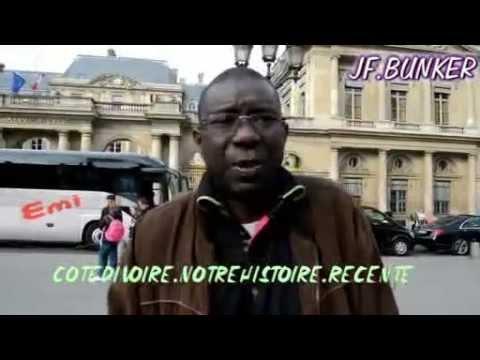 DIABY YOUSSOUF PORTE PAROLE DE CHARLES BLE GOUDE TOUJOURS PERCUTANT