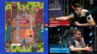 [GAME 1] TEAM LIQUID VS TEAM QUESO | Clash Royale SXSW Gaming Tournament 2018