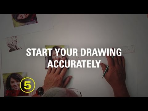 How to Start a Drawing (Accurately Every Time #1)