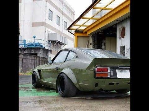 LS SWAP 240Z ?